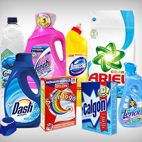 Detergenți și balsamuri